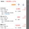 資産状況報告 日本株 7/23