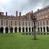 一日では足りない!ハンプトン・コート宮殿に行ってきました。