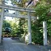 神秘的なうさぎ神社