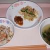 沖縄メニュー <給食その 37> オーブンで煮物。