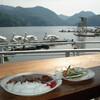 【サイクリングコース14】 和田峠 相模湖 【ランチ】相模湖湖畔の相武ボート・ビーフカレーの店