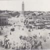 ジェマ エル フナ広場 時代の変貌 世界遺産