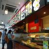 ザハ建築帰りに香港理工大学の学食(インド系)と、MTR黄埔(ウォンポア)駅。