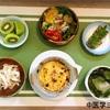 ・冷えに…山椒、葱  ・ほてりに…味噌  ・むくみに…レタス、胡瓜、若布、葱、キウイ