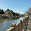 葛西の川跡を歩く その1 左近川・新左近川