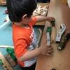 幼稚園の慣らし保育開始