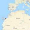 毎日更新 バックトゥザ  1993年1月16日 ヨーロッパからサハラ砂漠 4か国6人バイクと車旅 32歳 タイムスリップブログ シンクロ 終活