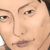 【似顔絵】舞台に息づくことばの魔術師:小林賢太郎【ラーメンズ】