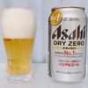 【購入レビュー】アサヒドライゼロを飲んでみた!価格やカロリー、プリン体の量も紹介