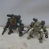 ダイアクロン DA-10 パワードシステムセット C&Dタイプ/宇宙海兵隊ver.