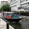 センセーブ運河ボートでトンローからお出かけ