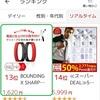 《楽天市場》バウンディングエックスシャープナーが販売再開しています