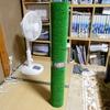 畳1枚サイズのHOレイアウト 人工芝貼り付け🌳