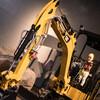 工事現場の重機が大集合!の企画展「工事中!」ではたらくクルマのトリコになる!