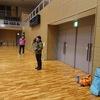 三連休もテニス三昧!~IN体育館練習at練習時の気を付けたい3つのポイント~