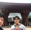 今日は、金沢。