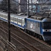 第387列車 「 甲223 西武鉄道 伊豆箱根鉄道カラーの新101系(249f)の甲種輸送を狙う 」