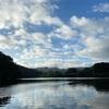 8月12日水曜日お盆休みの亀山湖