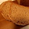 【ホシノ酵母】ライ麦100%のパンに挑戦!(サワー種不使用)
