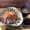 🚩外食日記(25)    宮崎ランチ  「鮨と魚肴  ゆう心」 ③ より、【輝き(6品)】‼️
