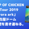 BUMP OF CHICKEN Live Tour 2019「aurora ark」in 名古屋ドームの感想を書き連ねる。【セトリ・ネタバレ有り】