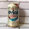 アサヒのオリオンビール