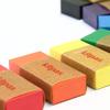 無駄なく使えてゴミの排出も最小限のクレヨン『kitpas(キットパス)ブロック8色』