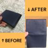 カロング革名入れ ブライドルレザー財布のエイジング報告