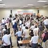 県議現有5議席絶対確保、さらに7議席に躍進を!桑折・川俣町議選勝利を!