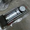 バイクのタイヤの空気圧管理用に、「フットポンプ」買ってみた。
