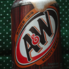 A&Wの「ルートビア」の缶を買ってみました!サロンパス味が癖になる美味しさです