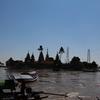 ミャンマー チャウタウン 水中寺院