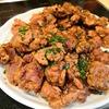 【1食53円】鶏レバー&ハツのにんにく醤油唐揚げ+カレー唐揚げの作り方