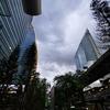 夕方のバンコクは雨、4連休明けの月末ってのもあって、渋滞と混雑。