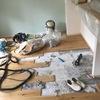 ・床の工事 その後