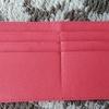 超薄型な長財布購入!必要十分な財布を求めたら、こうなりました。