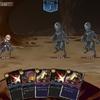 ゲームレビュー:Mythic the Abyss 運が状況を左右するローグライクカードゲーム
