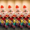 サンタさんのバルーンドール!!