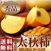 宇城市で太秋柿の品評会