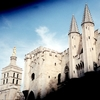 法王宮殿そばのノートルダム・デ・ドン大聖堂(アヴィニョン)