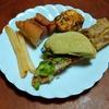 幸運な病のレシピ( 2347 )朝:手作りガンモドキ、「しじみ」の味噌汁、後片付け