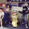 原点回帰!吉祥寺のストリートで5年ぶりにライブペイント!
