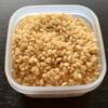 玄米を生で食べれるようになって調理の手間から解放される