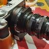 【シネレンズ】Arriflex STDマウントXenon 75mm F2でスナップ【α7C】