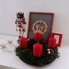 ☆今年のクリスマスの飾りつけ