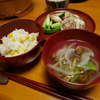 2016年9月13日(火)朝食