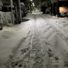 雪という【季節】を感じて思う事