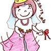 「バスタオル」で「プリンセスになりきる」遊び(5-6歳)