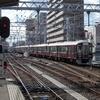 阪急淡路で駅撮り