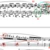 ショパンピアノソナタ3番4楽章〜対照部B〜分析